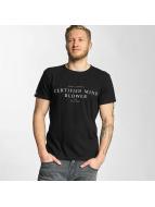 Khujo T-Shirty Tough czarny