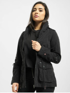 Khujo Cass Jacket Black