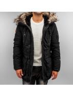 Khujo Winter Jacket Katoko black