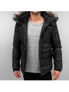 Khujo Winter Jacket Race black