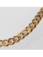 KING ICE Collier Gold_Plated  Moon Cut Miami Cuban or