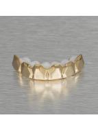 KING ICE Diğer Plain Bevel Edge altın