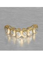 KING ICE Iné Gold_Plated Diamond Cut zlatá
