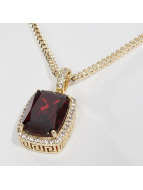 KING ICE Necklace Gold_Plated Crown Julz gold