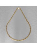KING ICE Retiazky Gold_Plated 5mm Byzantine King zlatá