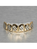 KING ICE Sonstige Diamond Cut goldfarben
