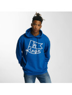 Kingin Flag Hoody Royal Blue