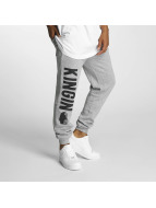 Kingin Osiris Jogger Pants Grey Melange