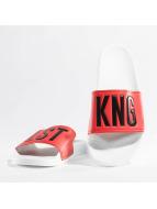 Kingin Sandales King rouge