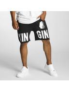Kingin Shorts Anubis nero