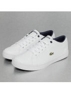 Lacoste Baskets Straightset Lace 316 2 SPJ blanc