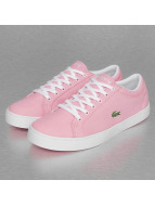 Lacoste Baskets Straightset Lace 117 3 CAJ magenta