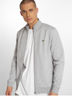 Lacoste Classic Демисезонная куртка Sweat серый