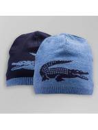 Lacoste Classic шляпа Jacquard серый