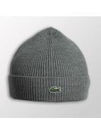 Lacoste Classic шляпа Half Cardigan Rib серый