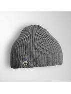Lacoste Classic шляпа Double Rib серый
