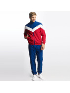 Lacoste Classic Anzug Colorblocks II rot