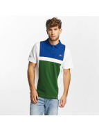 Lacoste Classic poloshirt Short Sleeved Ribbed Collar bont
