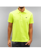 Lacoste Classic poloshirt Basic geel