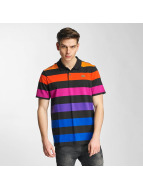 Lacoste Classic Poloshirt Stripes schwarz