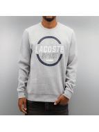 Lacoste Classic Pullover Logo silberfarben