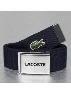 Lacoste Classic riem Classic blauw
