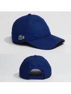 Lacoste Classic Snapback Cap Lacoste Classic Cap Ocean blau