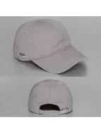Lacoste Classic Snapback Cap Strapback grau