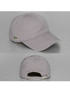 Lacoste Classic Snapback Cap Strapback grigio