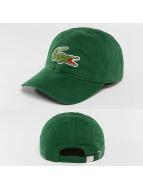 Lacoste Classic snapback cap Logo groen