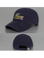 Lacoste Classic Snapback Caps Logo sininen