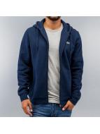 Lacoste Classic Sweat à capuche zippé Classic bleu