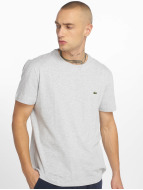 Lacoste Classic T-paidat Basic harmaa