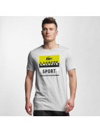 Lacoste Classic T-paidat Classic Training harmaa