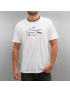Lacoste Classic T-paidat Classic valkoinen