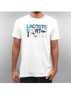 Lacoste Classic T-paidat Sports valkoinen