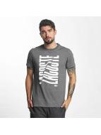 Lacoste Classic T-Shirt Classic Wave grau