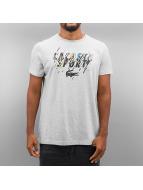 Lacoste Classic t-shirt Sport grijs