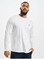 Lacoste Classic T-Shirt manches longues Classic blanc