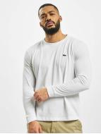 Lacoste Classic T-Shirt manches longues Sport blanc