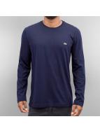 Lacoste Classic T-Shirt manches longues Classic bleu