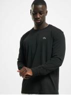 Lacoste Classic T-Shirt manches longues Sport noir