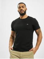 Lacoste Classic T-Shirt Basic schwarz