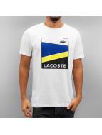 Lacoste Classic T-Shirt Training weiß