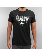 Lacoste Classic t-shirt Sport zwart