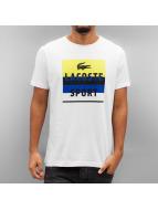 Lacoste Classic T-Shirts Training beyaz