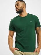 Lacoste Classic T-Shirts Classic yeşil