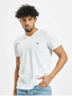 Lacoste Classic T-Shirty Classic bialy