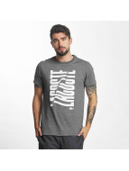 Lacoste Classic T-Shirty Classic Wave szary