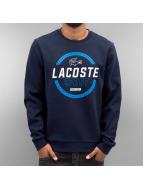 Lacoste Classic trui Logo blauw